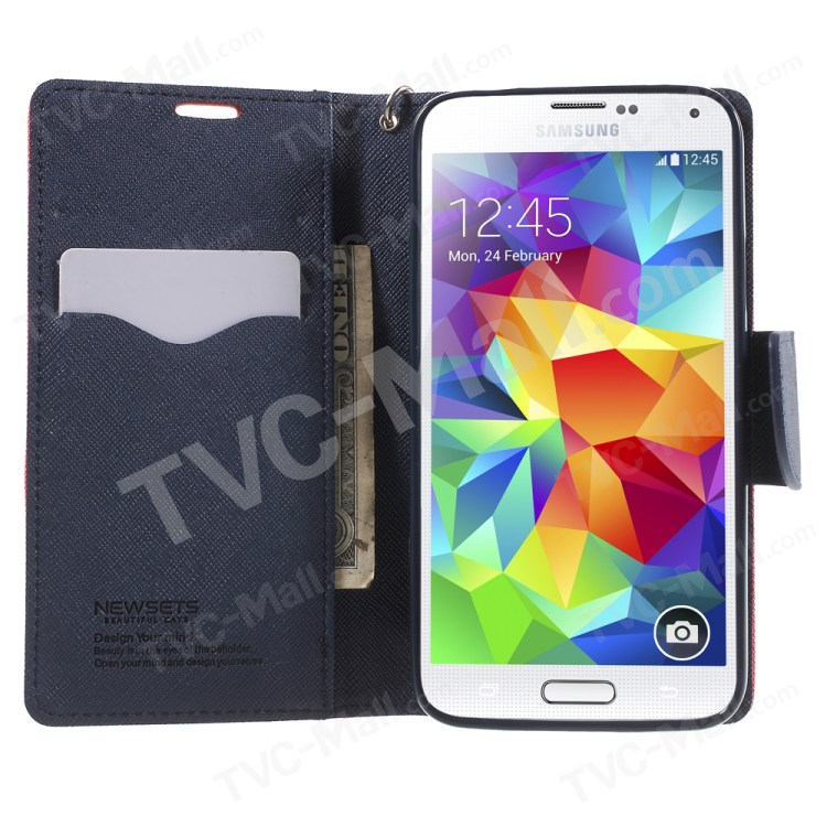 Samsung s5 neo how to add email
