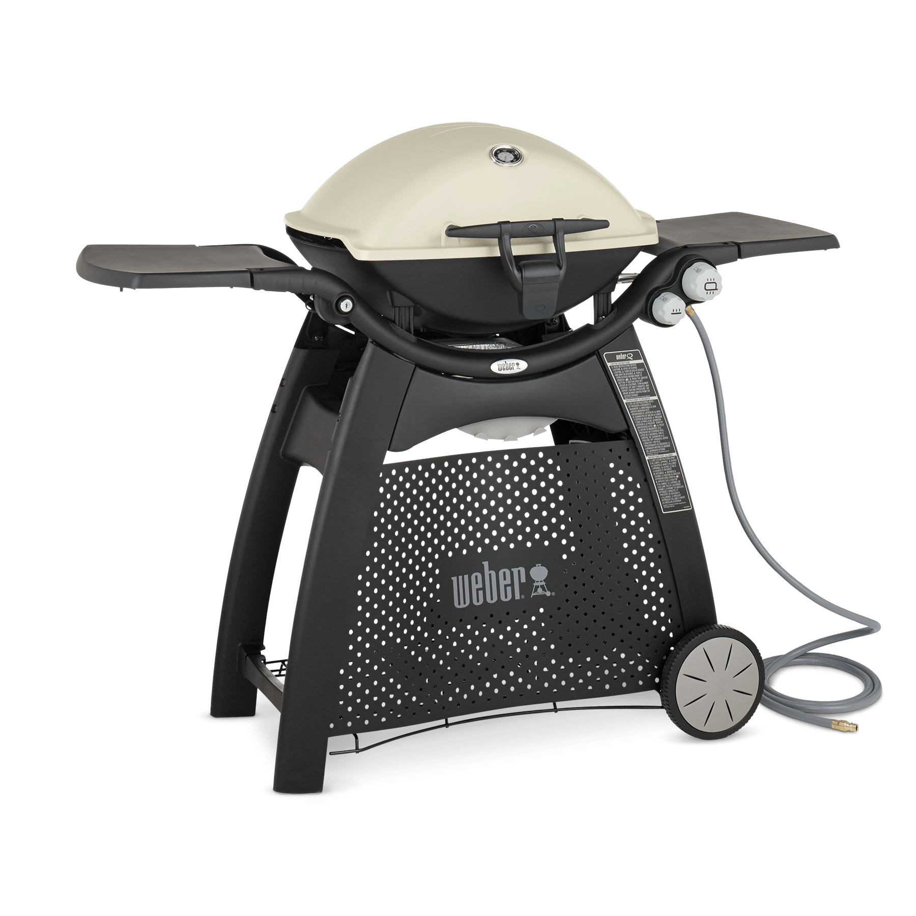 weber q grill stand manual