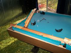 brunswick gold crown pool table assembly instructions