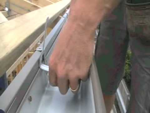 Metal fascia and gutter installation guide