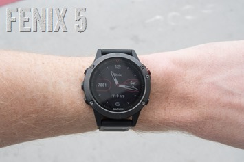 Fenix 5s how to turn on navigation for run