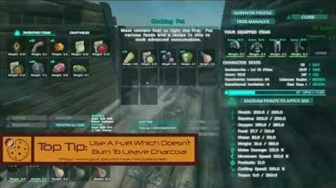 Ark survival evolved how to cook meat
