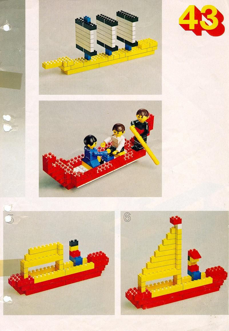 printable lego building instructions