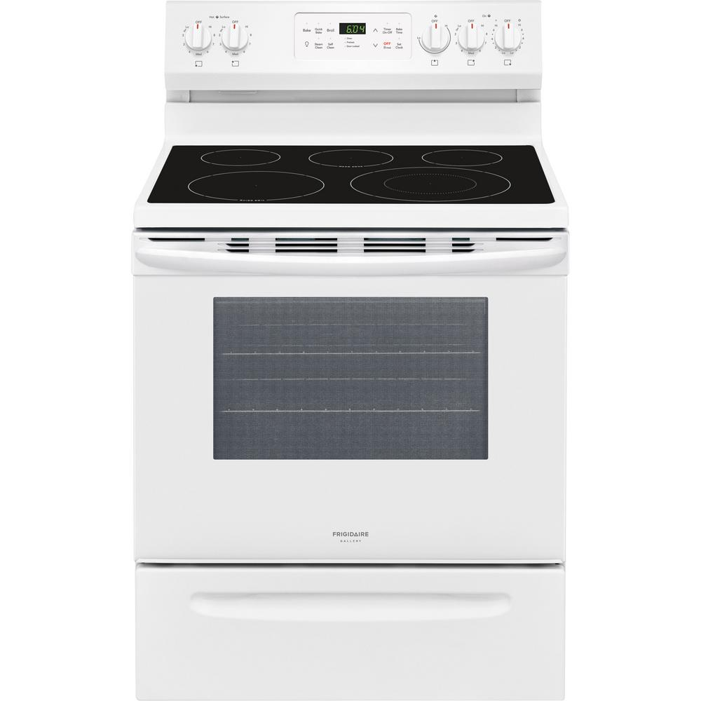 frigidaire gallery gas stove manual