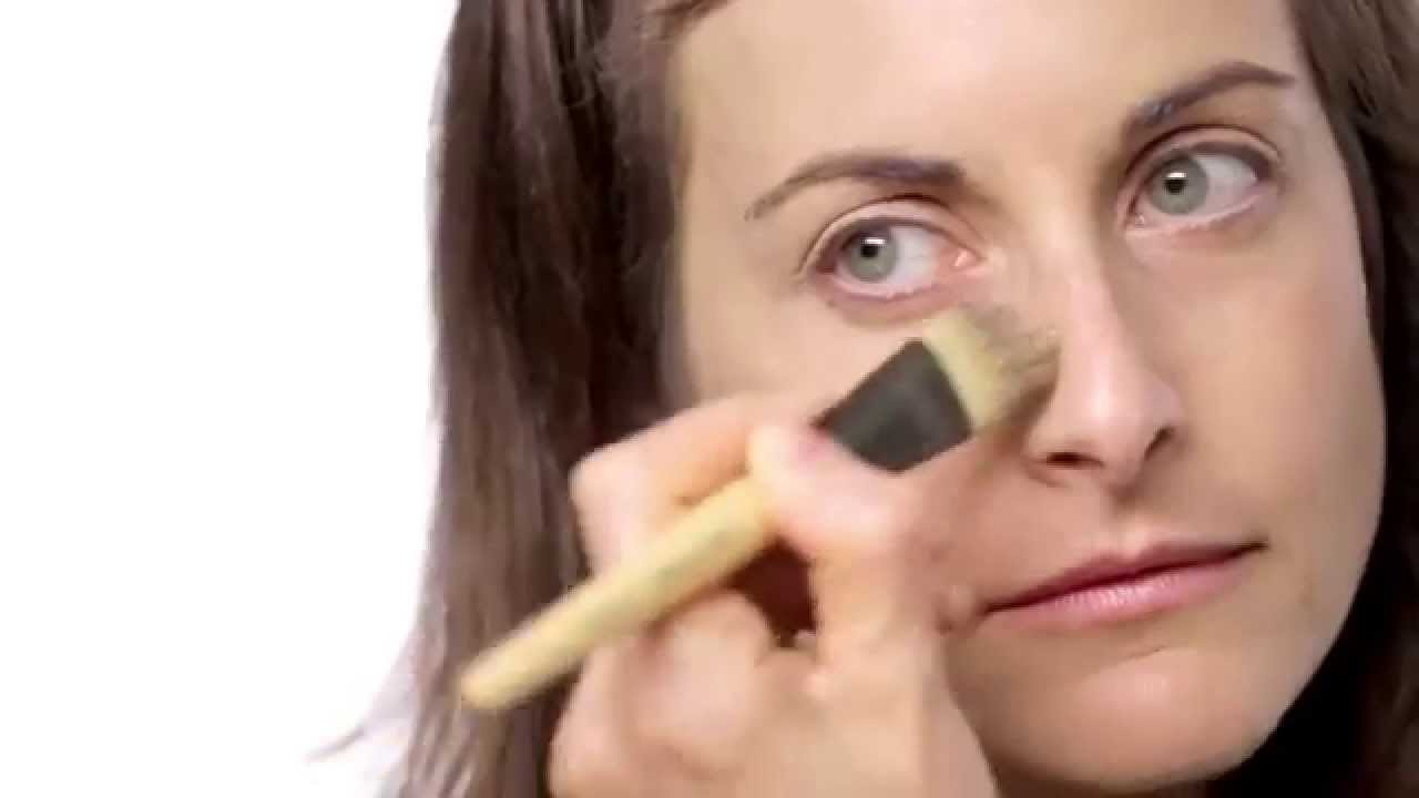 Jane iredale mineral makeup application