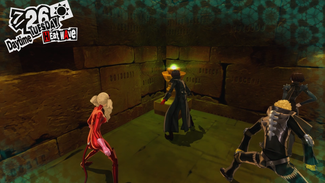 Persona 5 how to get omnipotent orb