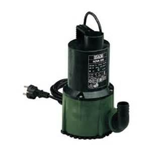 manual water pump for pond