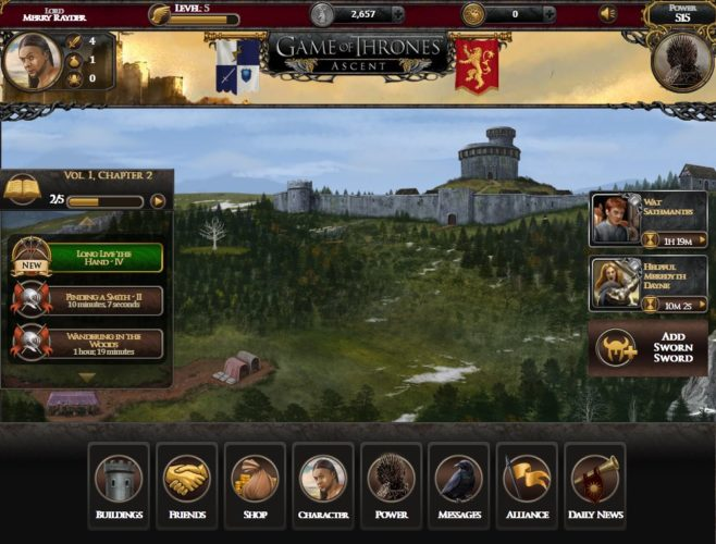 Game of thrones ascent beginner guide