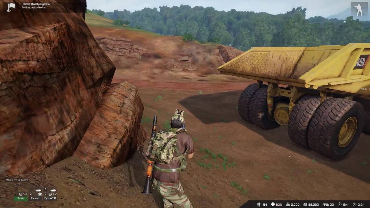 Arma 3 how to play wasteland