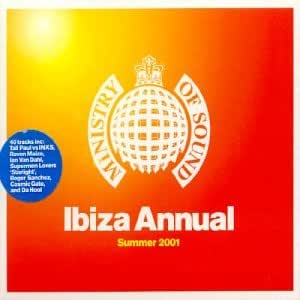 Clubbers guide to ibiza 2000