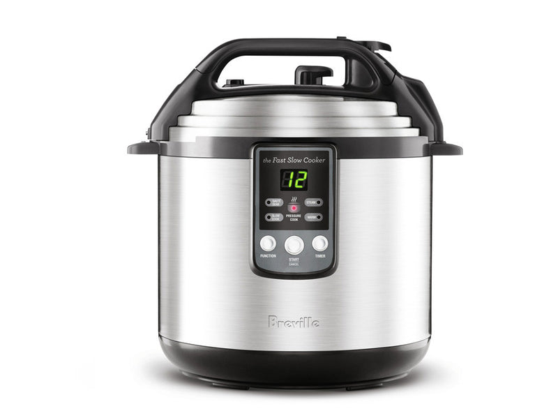 Breville set and serve rice cooker instructions