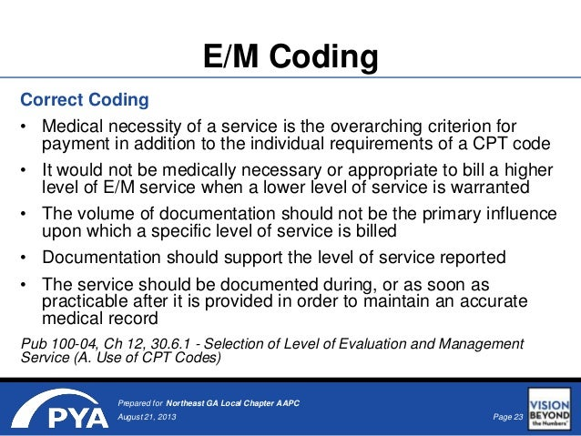 Documentation requirements for cpt code 99078