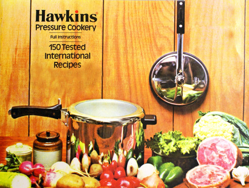 namco pressure cooker instructions