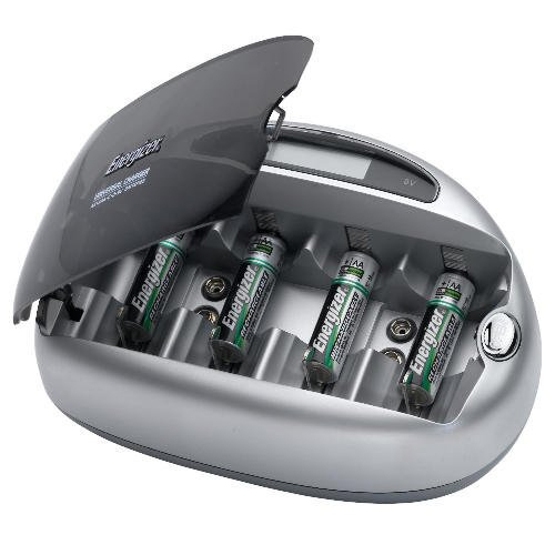 energizer intelligent aa aaa battery charger instructions