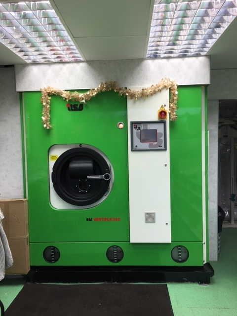ilsa dry cleaning machine manual