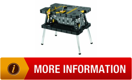 keter folding work table instruction manual