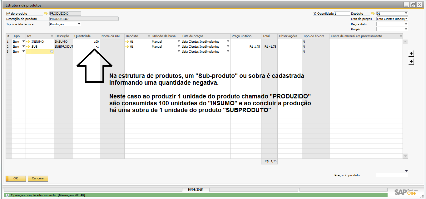 sap business one 9.1 manual