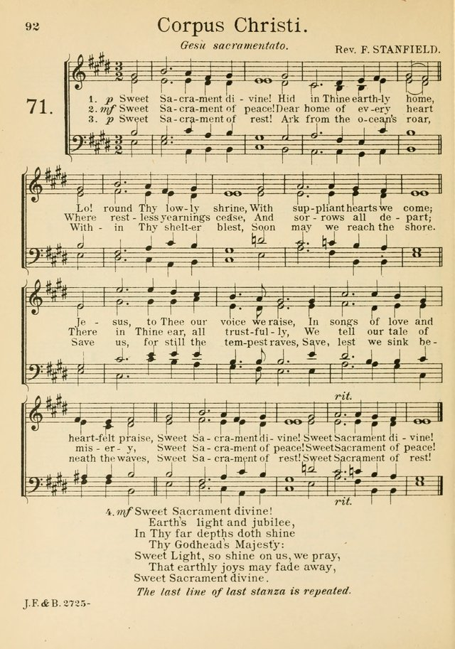 Songs of the church hymnal pdf