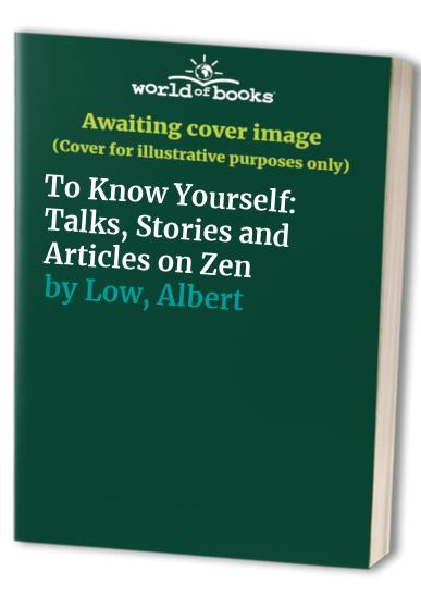 To know yourself albert low pdf
